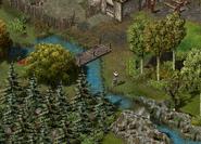 Устье Серебряного ручья