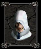 Послушница 1 (портрет)