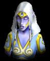 Ледяная эльфийка (иконка)