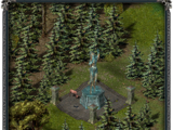 Статуя волшебницы (Тир-Хадар)