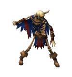 Скелет-волшебник 2