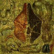 Текстура болотной гарпии