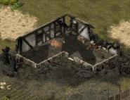 Сгоревшая ферма 4