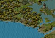 Серебряный Ручей, руины южные 4
