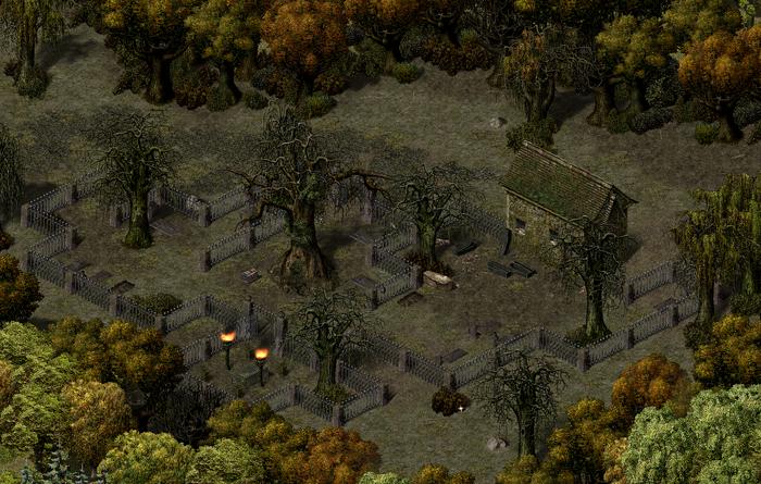 Кладбище Белльвью (восточное) 3