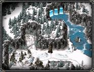 Долина Айс-Крик, статуя серафима 3