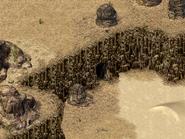 Пещера оазиса Ахил-Тар 4