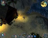Легендарные пиратские сокровища — Куча черепов