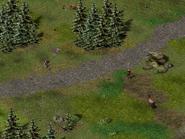Скала воронов, цыганский табор 7