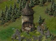 Тимбертон, руины 5