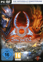 Sacred 2 Ice and Blood cover