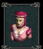 Благородная леди 4 (портрет)