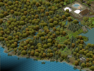Серебряный ручей (карта)