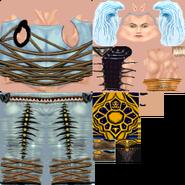Эльфийский волшебник (текстура)