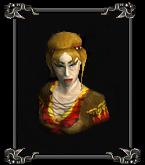 Вилья-воительница (портрет)