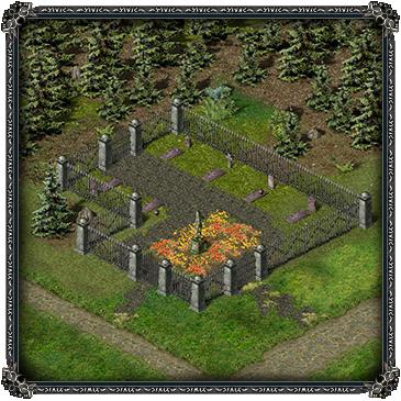 Маскарелль, кладбище 1