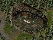 Скала воронов, заброшенный особняк 5