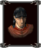 Мастер-мечник ДеМордри (портрет)