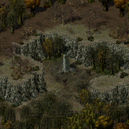 Замок Мистдэйл, обелиск 3