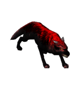 Вампирский волк