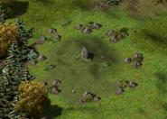 Круг камней Брэйвсбури 4