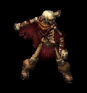 Скелет-волшебник 1