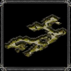 Пещера Брэйвсбури (восточная) 1