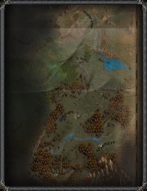Болотный регион