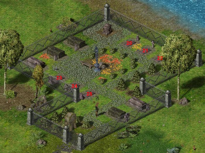 Кладбище Серебряного Ручья