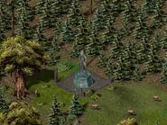Статуя эльфа (Тир-Хадар) 4