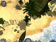 Легендарные пиратские сокровища — Три кучи черепов