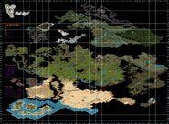 Анкария (карта материка)
