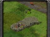 Могила Серебряного Ручья