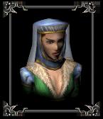 Благородная леди 3 (портрет)