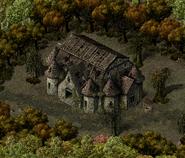 Заброшенный особняк (Белльвью) 3