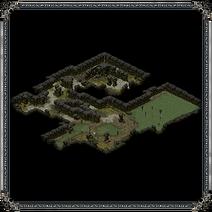 Дракенден, пещера (восточная) 1