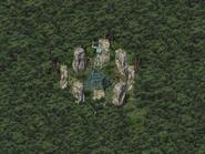 Харема, статуя воительницы 4