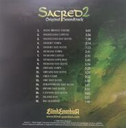 Sacred 2 Soundtrack 2