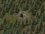 Тимбертон, пещера 5
