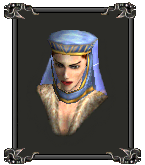 Благородная леди (портрет)