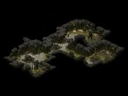 Пещера Хеджтона (юго-юго-западная) 4