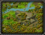 Белльвью, пещера южная 3