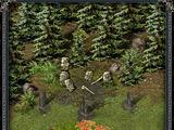 Разрушенный портал Тимбертона