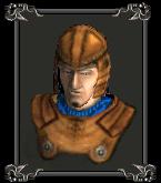 Королевский солдат (портрет)