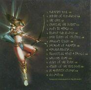 Sacred OST PL Вкладыш 2