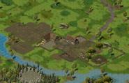 Хеджтон, ферма Квинсов 3