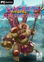 Sacred Citadel Jungle Hunt cover