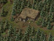 Хижина браконьера 3