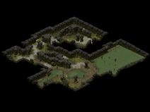 Дракенден, пещера (восточная) 4