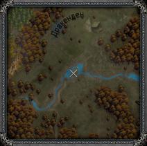 Дракенден, руины южные 2